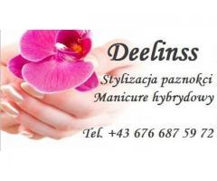 Stylizacja paznokci i makijaże okolicznościowe