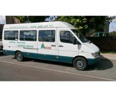 Mercedes Sprinter 312 2,9 Autobus 17 miejsc posażerskich