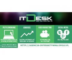 itDesk- wszystko czego potrzebuje Twoja firma w Internecie